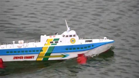hydrofoil rc boat tragfl 228 chenboot super comet pt50 hydrofoil rc scale1 40