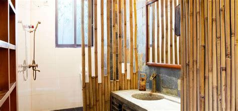 Plante Bambou Dans Salle De Bain by Le Bambou S Invite Dans La Salle De Bains