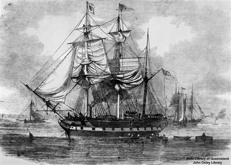 immigration boats 1800s artemisia ship wikipedia