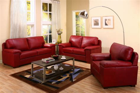 what paint color go with a red sofa living room red leather sofa decorating ideas dark red