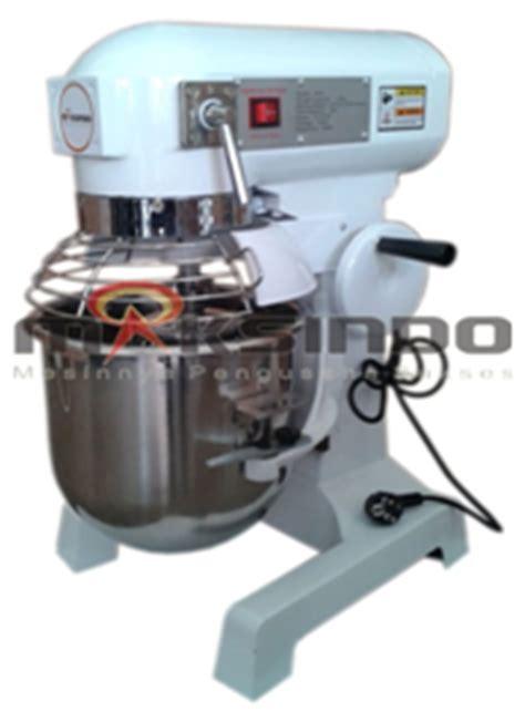 Mixer Roti 25 Kg mesin mixer roti kue bakery model planetary terbaru toko mesin maksindo