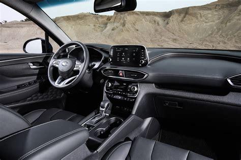 Hyundai Santa Interior by 2019 Hyundai Santa Fe Interior