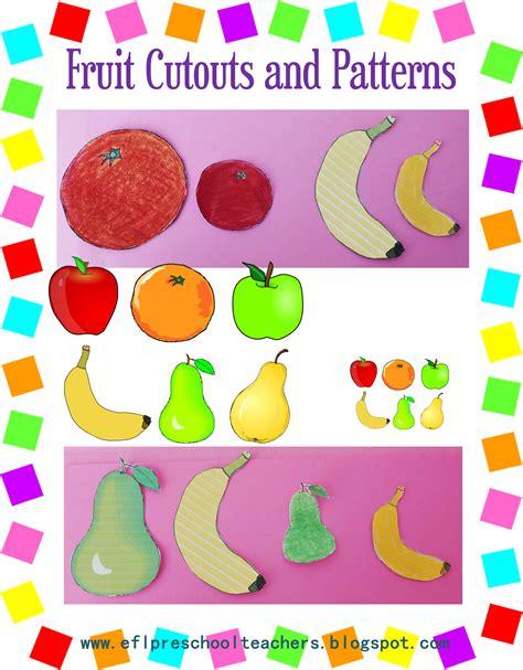fruit pattern png esl efl preschool teachers fruit theme for the ell