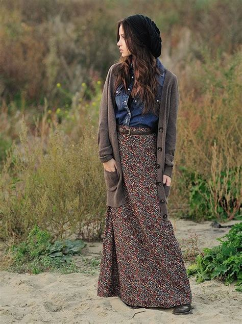 17 best ideas about maxi skirt winter on