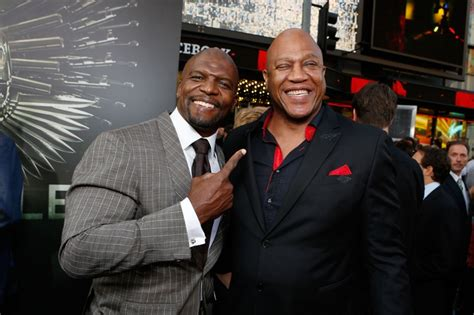 terry crews zootopia terry crews and tiny lister looking good on the