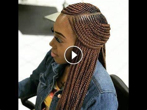 2018 trendy ghana braids,cornrow hairstyles.best stylish braid