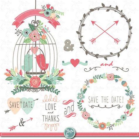 Birds Wedding Clipart by Bird Wedding Clipart 69