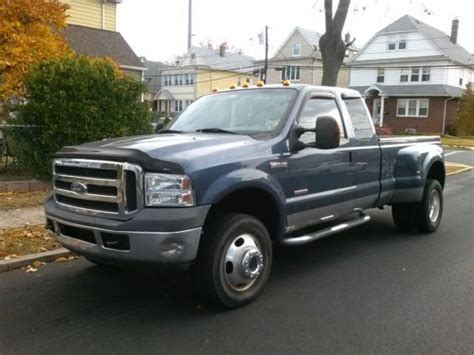 car owners manuals for sale 2005 ford five hundred lane departure warning find used 2005 f 350 dually diesel 6 speed manual in wallington new jersey united states for
