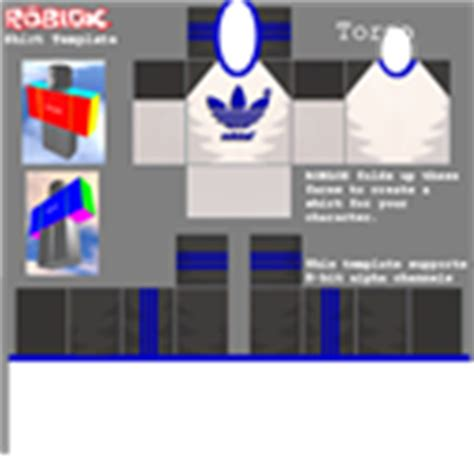 Jaket Sweater Roblox adidas shirt template roblox