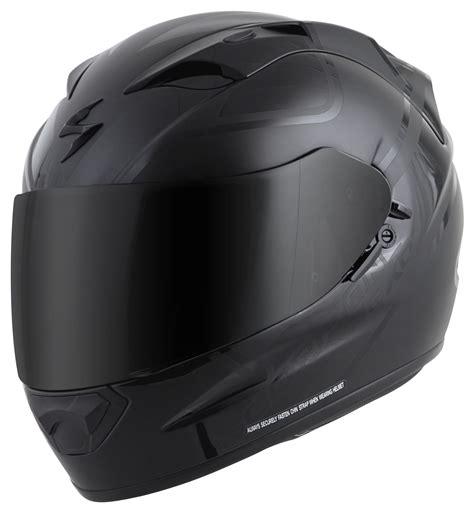 matte black motocross helmet scorpion exo t1200 freeway helmet revzilla