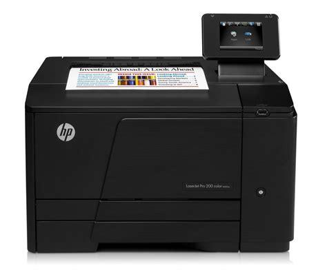 Hp Laserjet Pro 200 M251nw Color Laser Printer Reviewsl