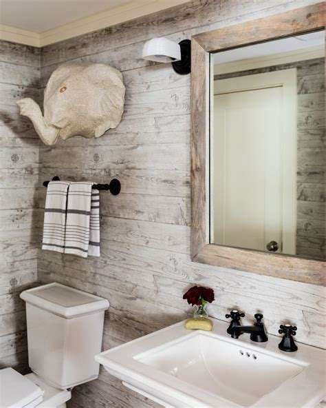 can i wallpaper a bathroom 17 best ideas about wood wallpaper on pinterest rustic