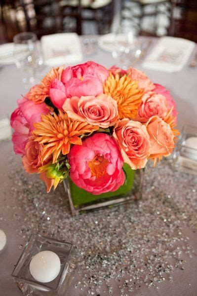 118 best coral wedding ideas images on pinterest bridal