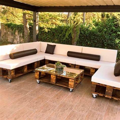 sofa con palets paso a paso sofas hechos con palets paso a paso awesome sillones de