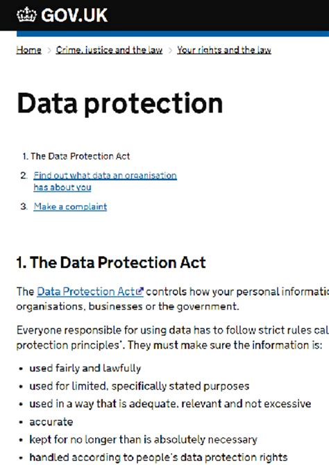 Data Security Policy Template Images Templates Design Ideas