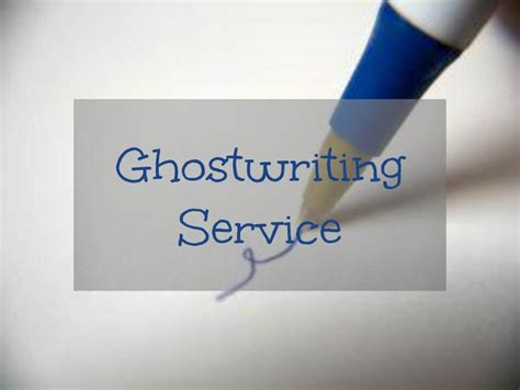 Custom Research Paper Ghostwriting Services For Phd by Write An Essay About Your Experience Writing