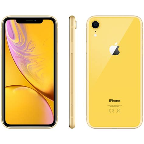 apple iphone xr 256gb yellow macnificent south africa