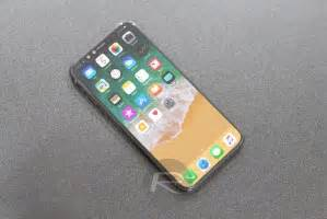 apple iphone x (or edition) sized up to all previous