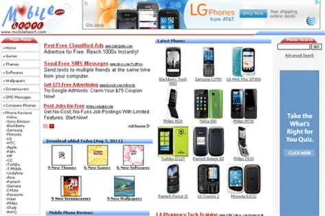 themes builder for java phone 16 websites to download free mobile software blueblots com