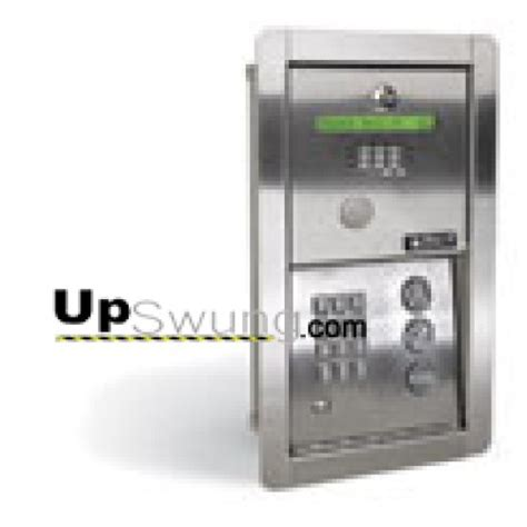 doorking 1802 epd telephone entry system for apartment