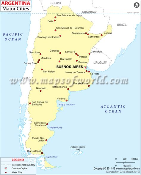 map of argentina with cities map of argentina with cities www imgkid the image