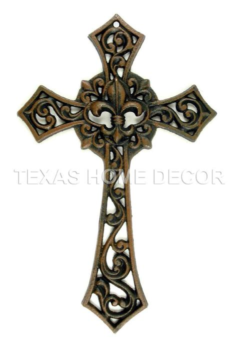 the cross home decor 25 best images about fleur de lis decor ideas on pinterest