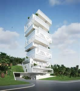 Parking Garage Design Layout the cube beirut lebanese tower apartments e architect