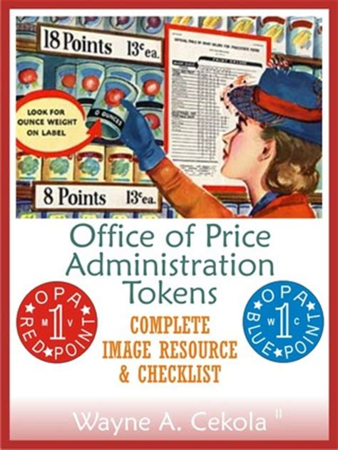 Office Of Price Administration by Office Of Price Administration Tokens Complete Image