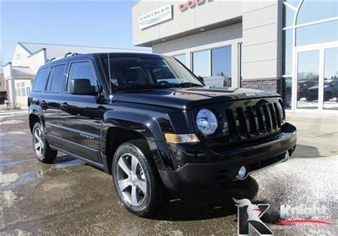 jeep patriot 2017 sunroof new 2017 jeep patriot sport heated leather sunroof remote