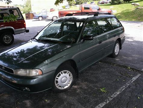 96 Subaru Legacy by 96 Subaru Legacy Wagon For Sale