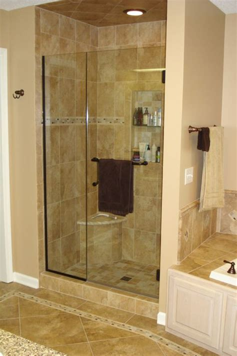 Tile Shower Door 24 Best Images About Shower On Ceramics Walk In Shower Designs And Tub To Shower