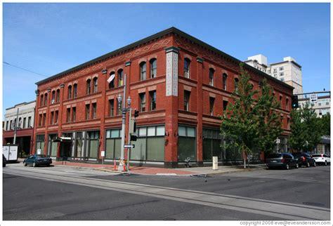 image gallery brick buildings downtown