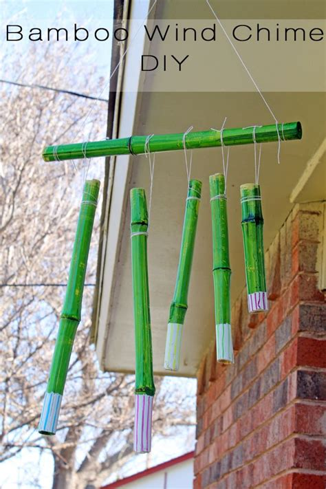 diy bamboo projects projects bamboo wind chimes diy bamboo crafts journals and the o jays
