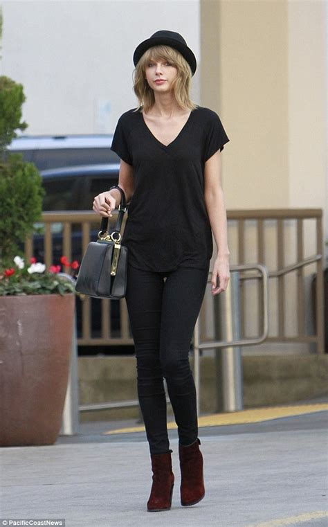 taylor swift clean t shirt taylor swift surprises in edgy all black attire do you