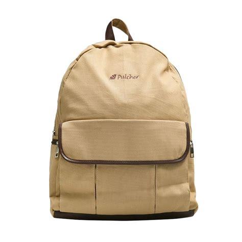 Tas Punggung Ransel Backpack Kerja Wanita Sekolah Branded Import Murah jual pulcher meisten tas ransel wanita free pouch tas sekolah tas travel tas kerja tas