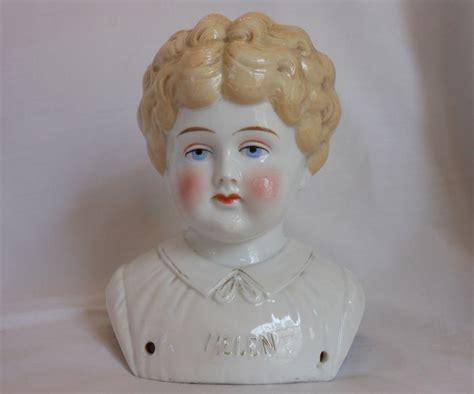 porcelain doll names helen pet name german glazed porcelain china shoulder