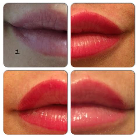 semi permanent tattoo lip liner semi permanent lip liner blush medicare cosmetics