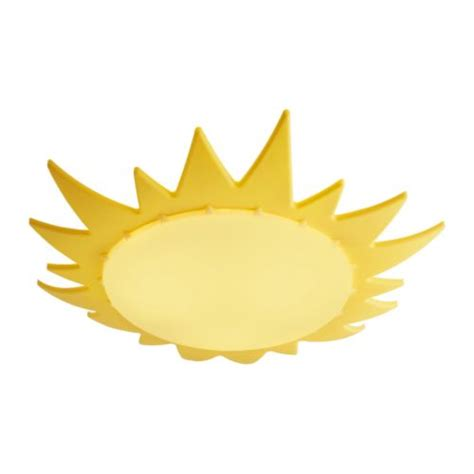 Sun Ceiling Light Smila Sol Ceiling L Ikea