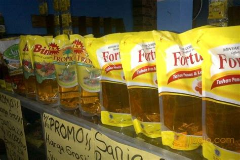 Distributor Minyak Goreng Fortune distributor dan supplier minyak goreng bekasi jualo