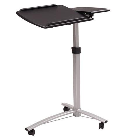 laptop desk cart height adjustable laptop desk cart bed hospital rolling