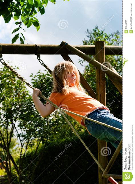 swing swing swing on a summer day child on a swing in garden stock photo image 21345280