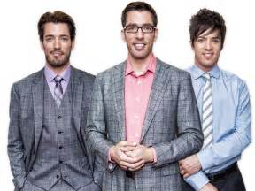 jonathan and drew drew scott property brothers married