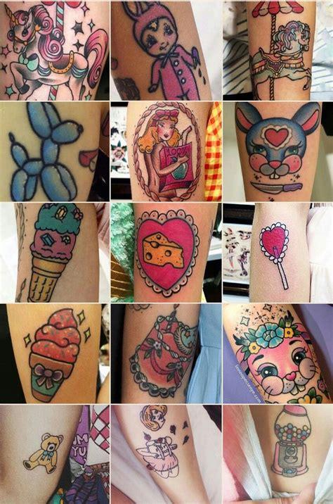 melanie tattoo designs cada tatuaje cry baby melanie martinez