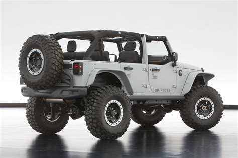 Who Makes Jeeps Jeep Makes Six Concepts For The 47th Annual Moab Easter Safari