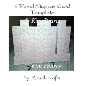 panel card template 3 panel stepper card template 163 1 00 instant card