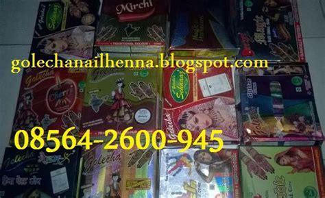 Rani Kone Henna Kuku Hitam Kecil jual pacar kuku henna hub 08564 2600 945