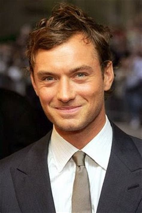 widows peak for 60 year old woman curly hair woman and men hair style jude law s cool hairstyles
