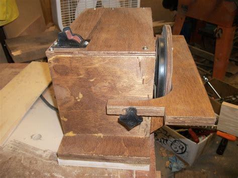 band saw woodworking projects 8 quot disc sander from small delta band saw by woodworker59