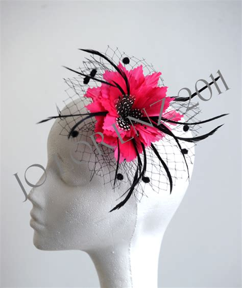 Handmade Fascinators - jo lorenz handmade tiaras fascinators hatinators