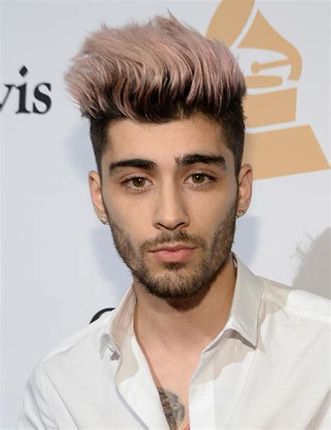 Zayn Malik's best ever hairstyles   Photo 2